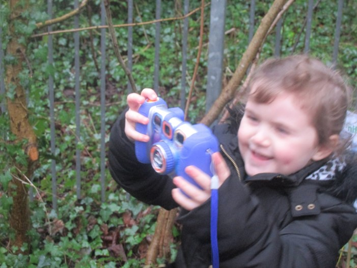 Forest School Photographer