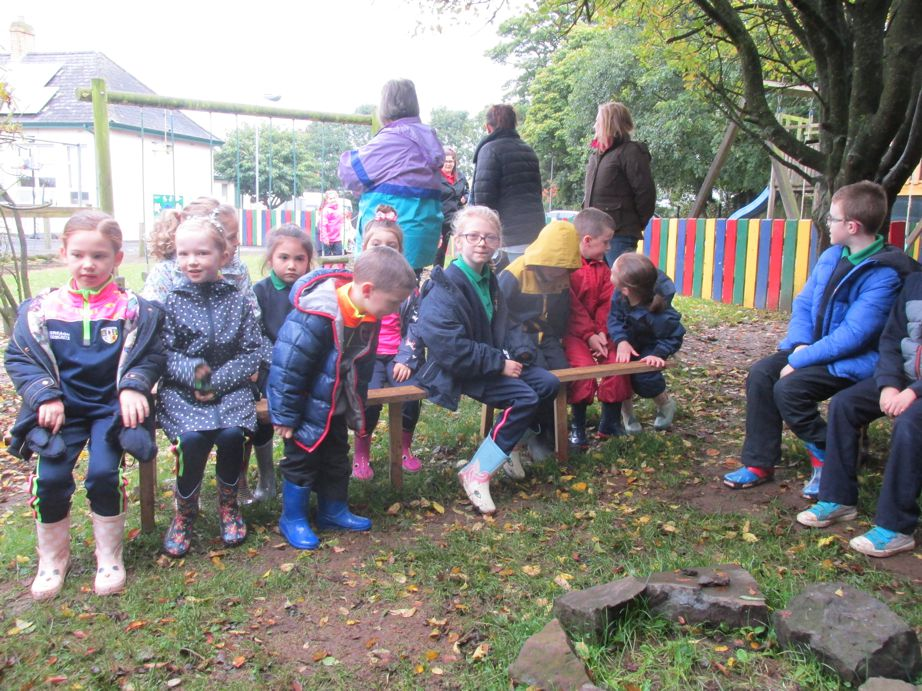 Forest School seats