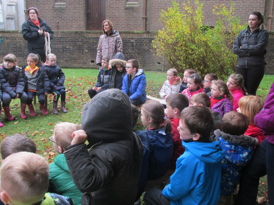 Forest School seating