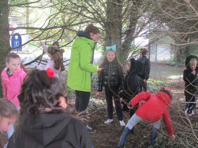 Qualified Forest School Leaders