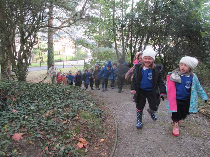 Going to our Forest School