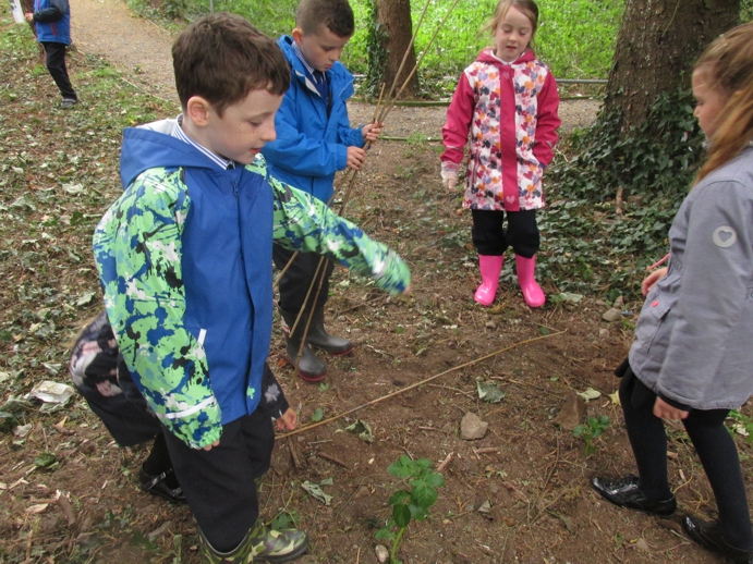 Mapping our Forest School
