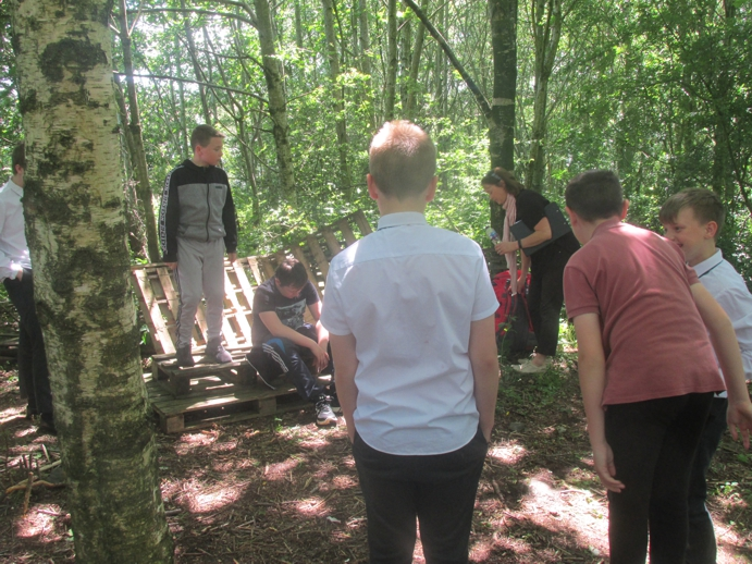 Our Forest School site